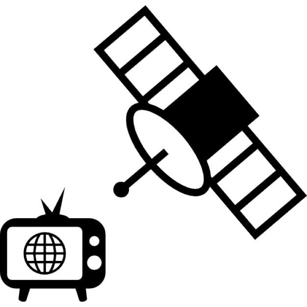 Bildergebnis für Satelliten tv icon