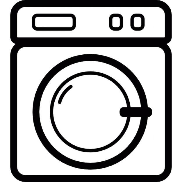 waschmaschine vor download der kostenlosen icons. Black Bedroom Furniture Sets. Home Design Ideas