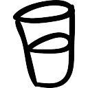 wasserglas handgemacht symbol download der kostenlosen icons. Black Bedroom Furniture Sets. Home Design Ideas