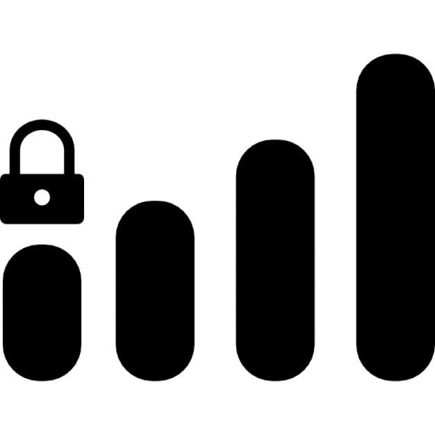 WiFi Protected Verbindung Symbol für Handys | Download der ...