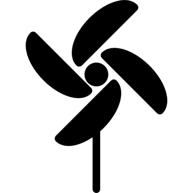 Windrad Umriss | Download der kostenlosen Icons