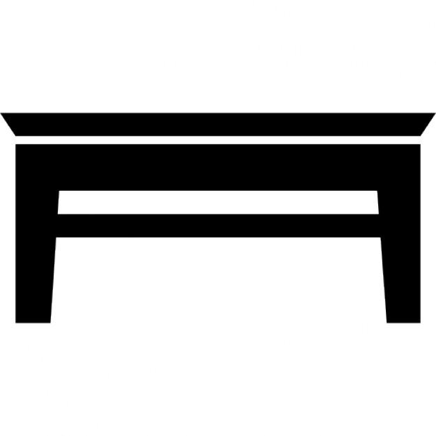 wohnzimmer tisch download der kostenlosen icons. Black Bedroom Furniture Sets. Home Design Ideas