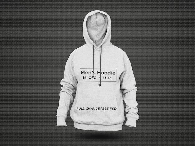 3d realistisches hoodie-modell isoliert Premium PSD