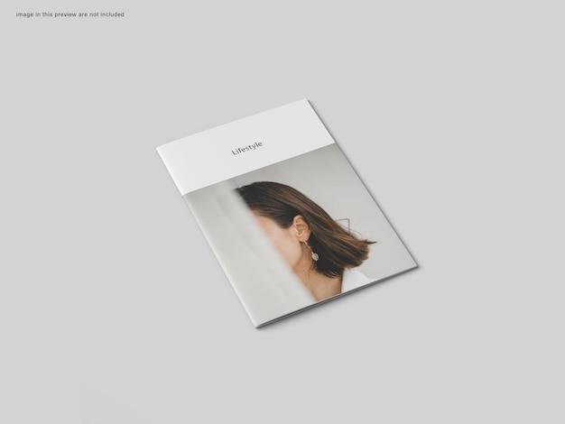 A4 cover broschüre modell Kostenlosen PSD