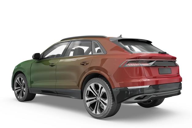Auto-modell isoliert design Kostenlosen PSD