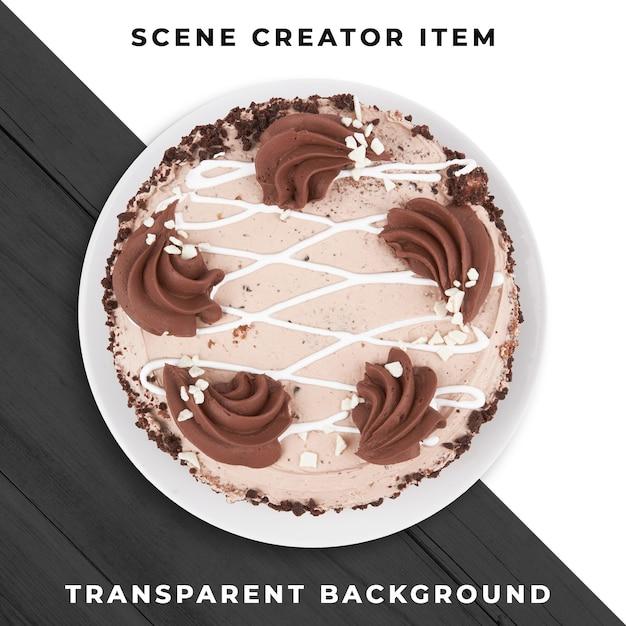 Bäckerei kuchen transparent psd Premium PSD