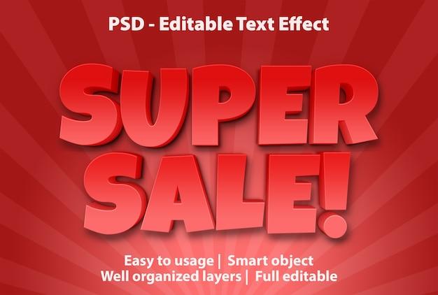 Bearbeitbarer texteffekt super sale Premium PSD