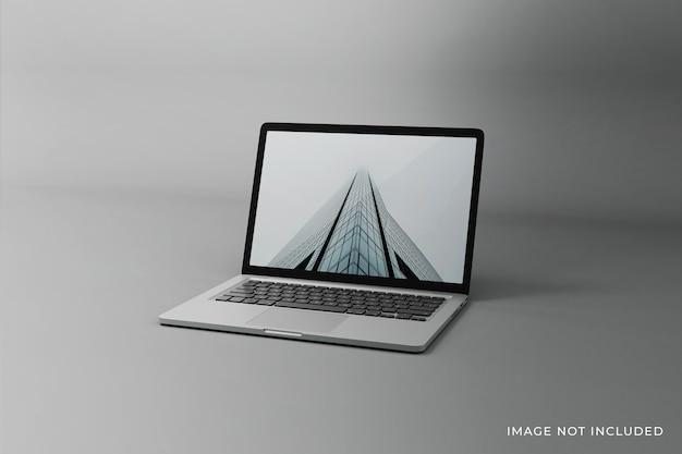 Bearbeitbares laptop-bildschirm-modelldesign Premium PSD