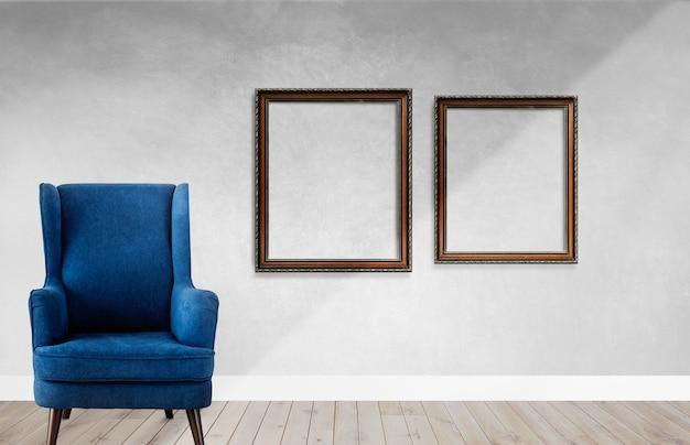 Bilder in einem wohnzimmer Kostenlosen PSD