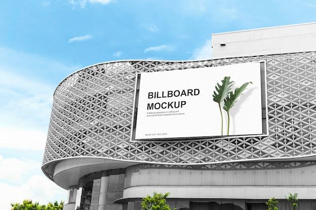 Billboard mockup design Premium PSD