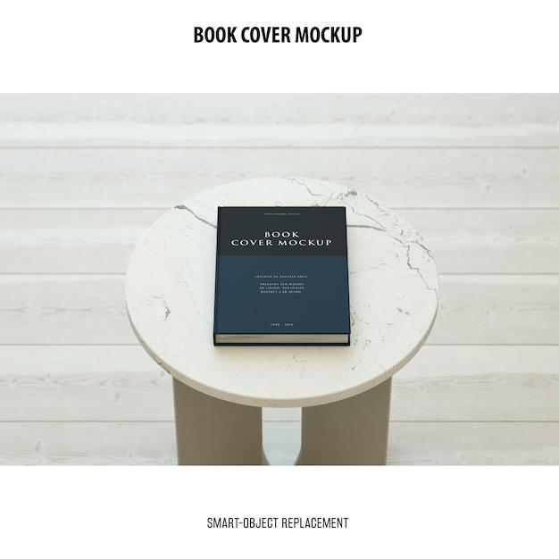 Buchcover-modell Kostenlosen PSD