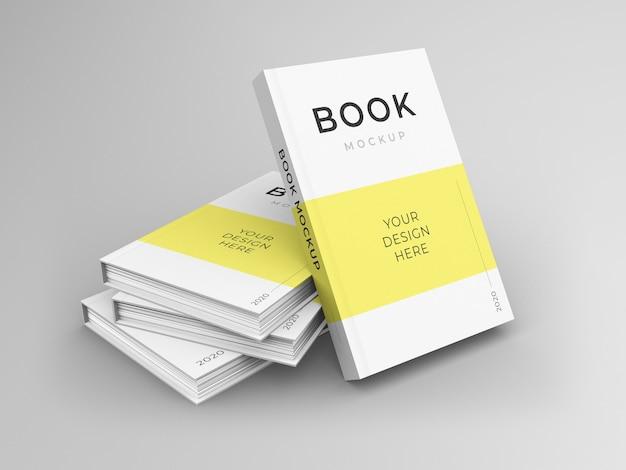 Buchmodellvorlage Premium PSD