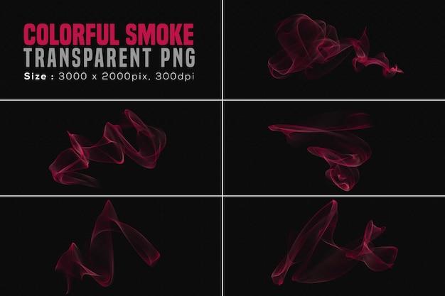 Bunter rauch Premium PSD