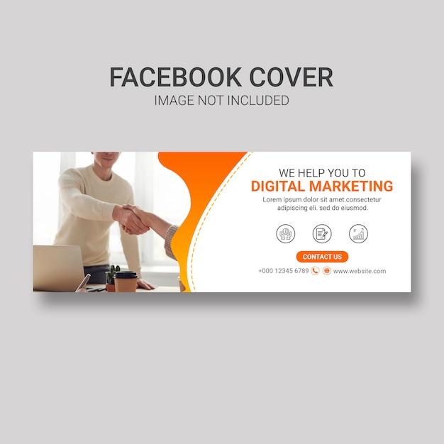 Business-marketing-banner Premium PSD