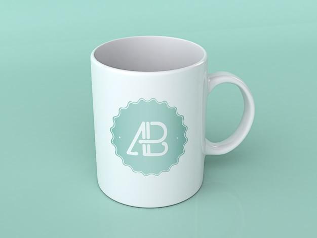 Cup mock-up Kostenlosen PSD