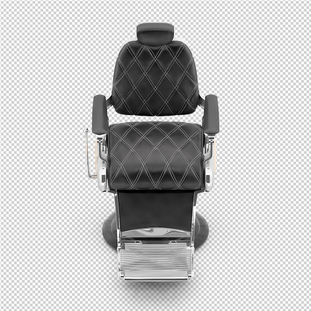 Das isometrische lokalisierte schönheitszubehör 3d übertragen Premium PSD