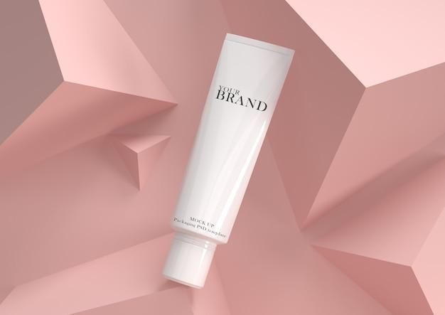 Feuchtigkeitsspendende kosmetische premiumprodukte für die hautpflege Premium PSD