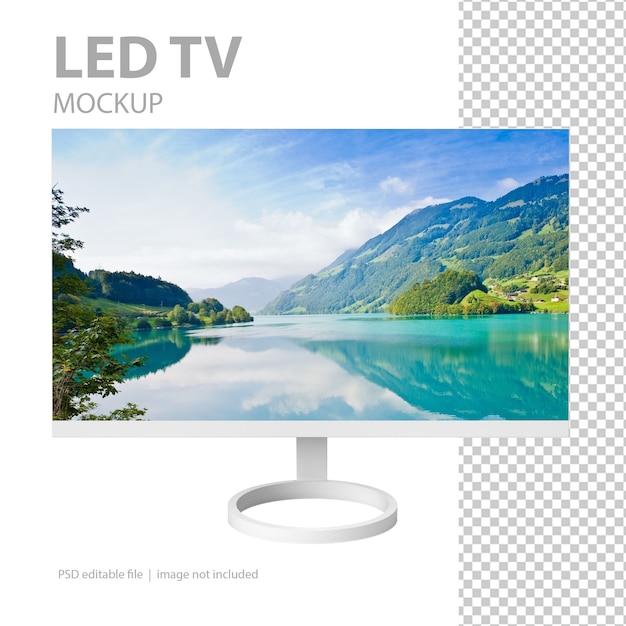 Flachbildfernseher modell Premium PSD