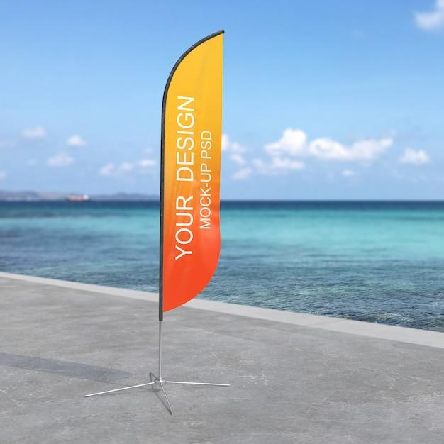 Flag-modell Premium PSD