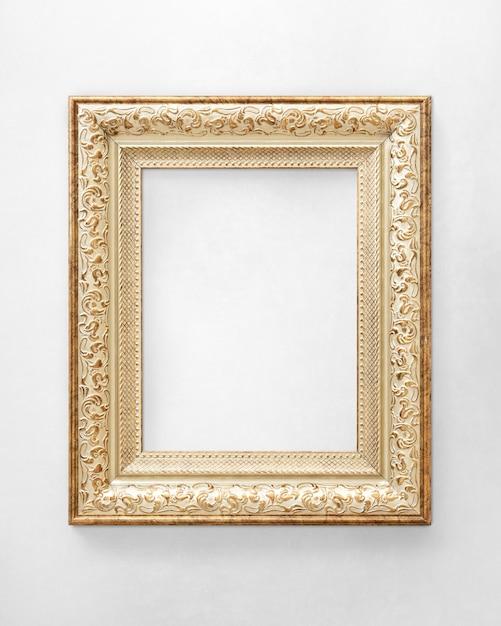 Goldbilderrahmenmodell Premium PSD