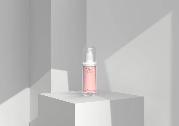 Hautpflege feuchtigkeitsspendende kosmetische premium-produkte premium psd. Premium PSD