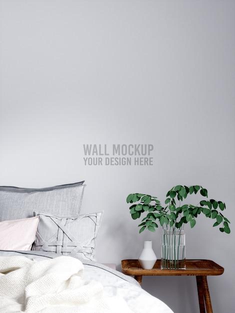 Innenschlafzimmer-wandmodell Premium PSD