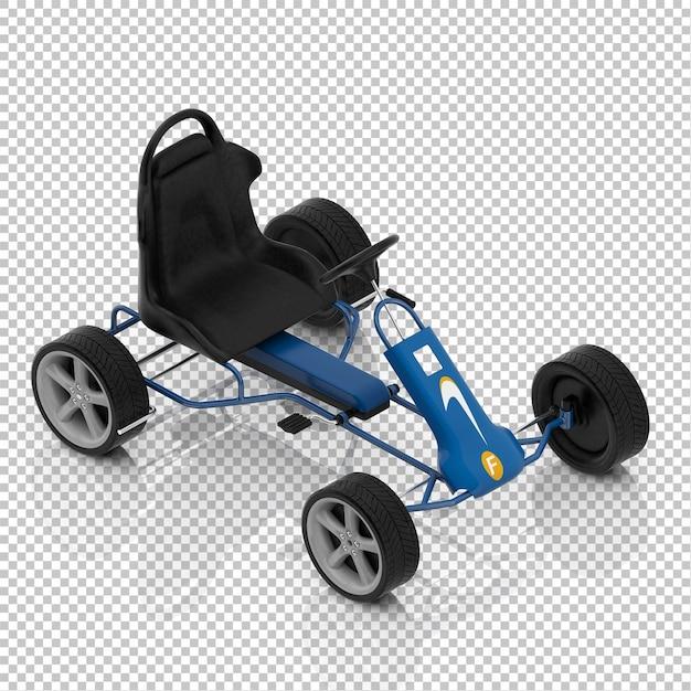 Isometrisches kinderspielzeug Premium PSD
