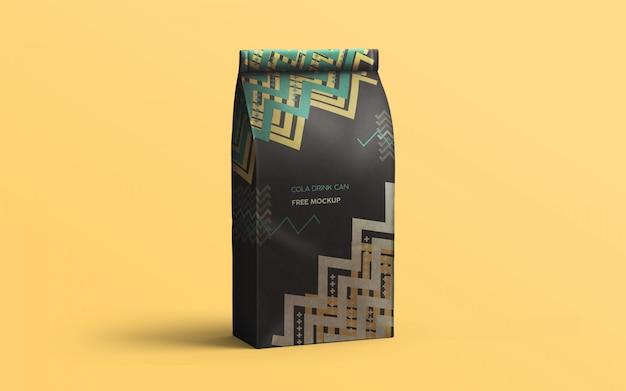 Kaffeebeutel stehend Premium PSD