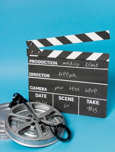 Kinofilm schiefer Kostenlosen PSD