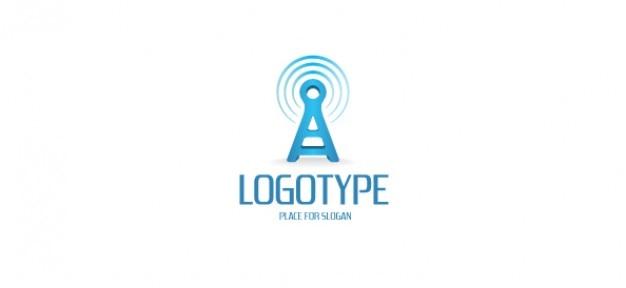 Kommunikation logo-vorlage Kostenlosen PSD