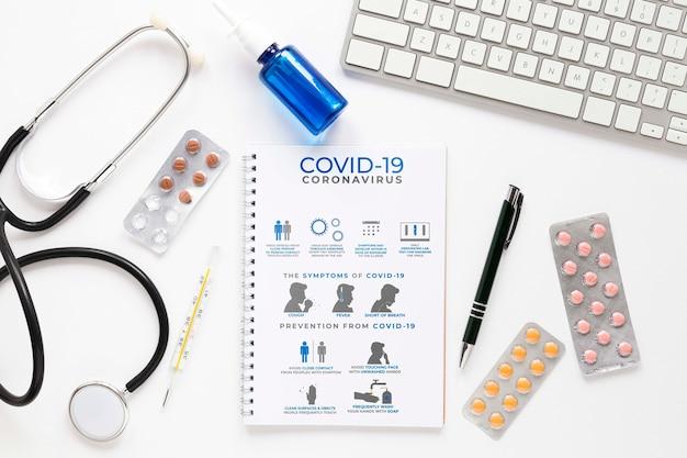Medizin gegen coronavirus Kostenlosen PSD
