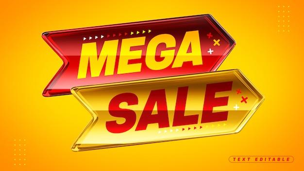 Mega verkauf 3d acryl pfeile box Premium PSD
