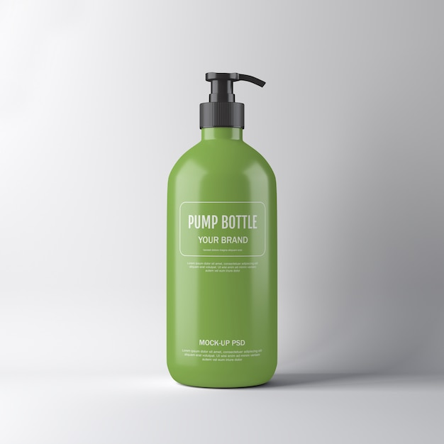 Modell der pumpflasche Premium PSD