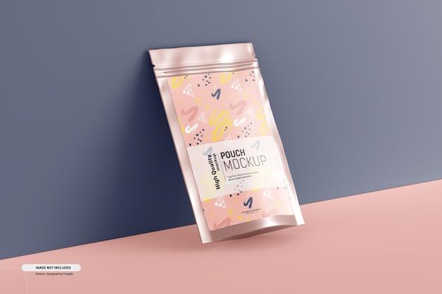 Modell des verpackungsbeutels für nahrungsergänzungsmittel Kostenlosen PSD