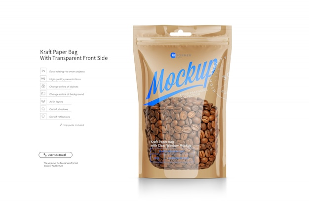 Modelle für branding design Premium PSD
