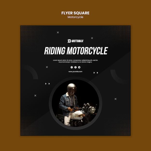 Motorradfliegerplatz fahren Kostenlosen PSD