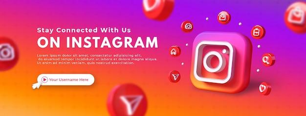 Nehmen sie kontakt mit uns auf der geschäftsseitenwerbung für die facebook-cover-vorlage auf Premium PSD