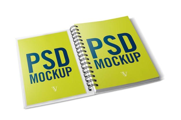Öffnen sie das notebook-modell Premium PSD