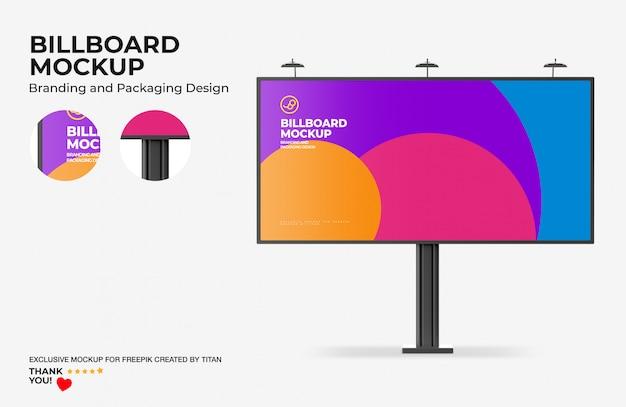 Plakatmodell Premium PSD
