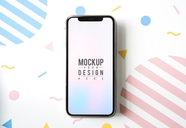 Premium-modell für handy-bildschirmmodelle Kostenlosen PSD