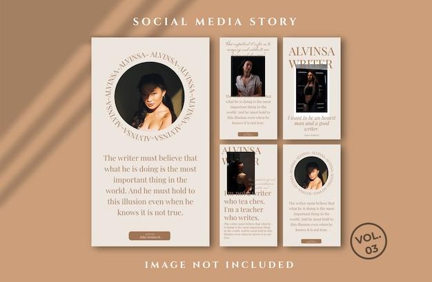 Quadratische flyer social media feed post vorlage Premium PSD