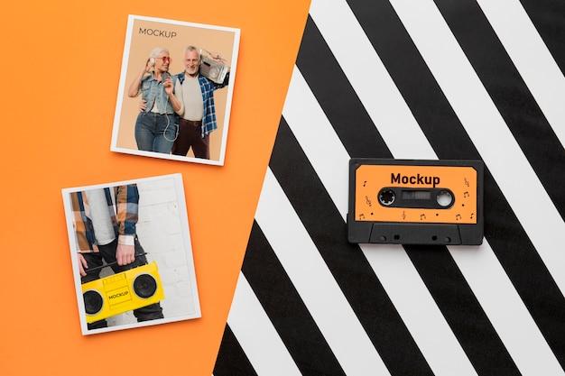 Radio kassettenband mit modell Premium PSD