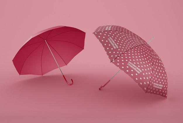Regenschirmmodell Premium PSD