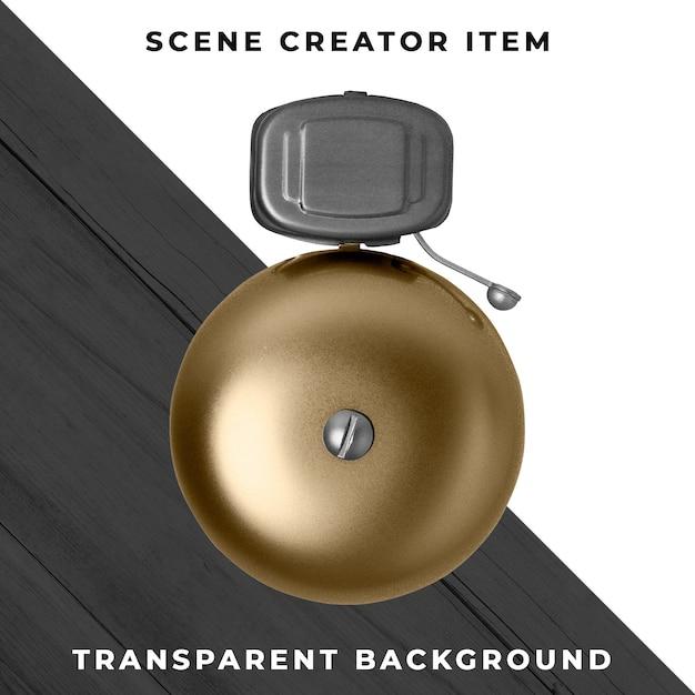 Ringglocke objekt transparent psd Kostenlosen PSD