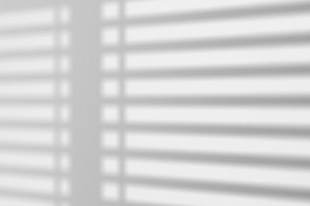 Schatten auf einer weißen wand Premium PSD
