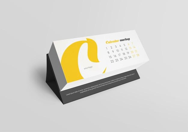 Schreibtischkalender-modell Premium PSD