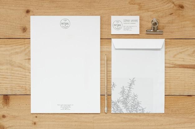 Schreibwaren-modell Premium PSD