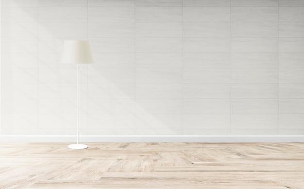 Stehlampe in einem wohnzimmer Kostenlosen PSD