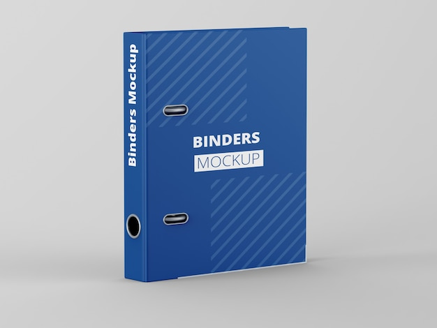 Strukturiertes binder-modell Premium PSD