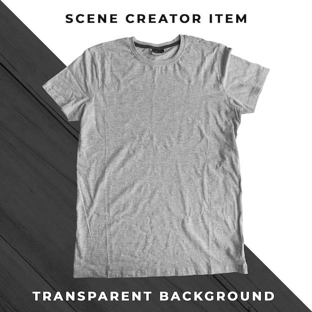 T-shirt objekt transparente psd Kostenlosen PSD
